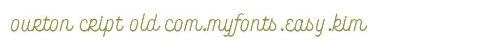Bourton Fonts Free Download - OnlineWebFonts COM