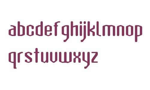 Atomic Sans W01 Bold