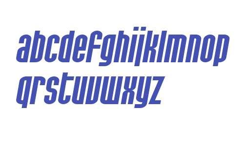 SF Port McKenzie Extended Italic V2 V1
