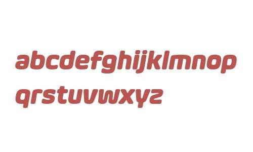 Eurosoft W03 Bold Italic