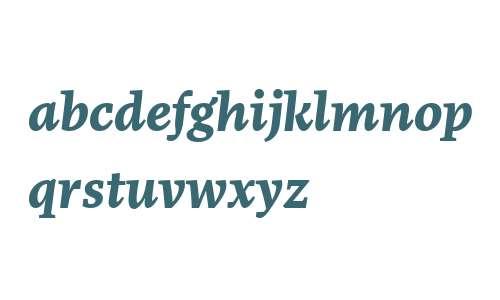 More Offc W00 Bold Italic