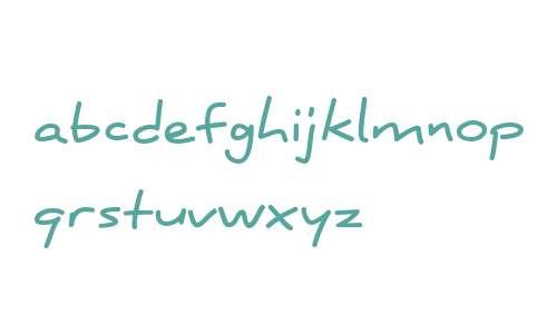 SysFalso W00 Italic