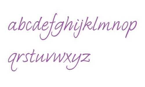 Bradley Type W04 Italic