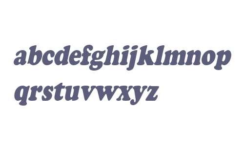 MarshmallowCondensed  Italic