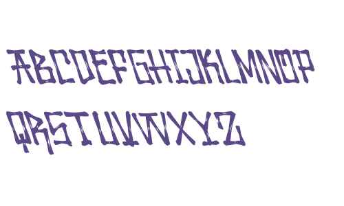 Wolfraid Oblique