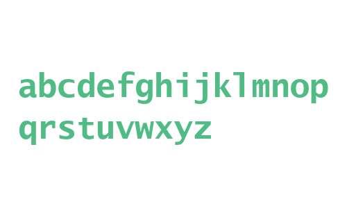 Lucida Sans Typewriter Std Bold