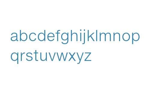 Helvetica Neue eText Pro Light
