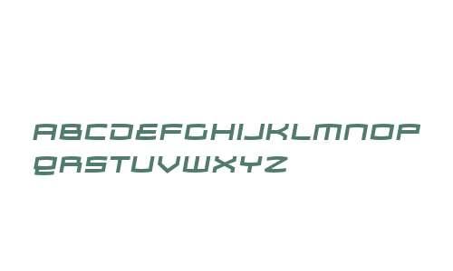 Zosma Bold Italic