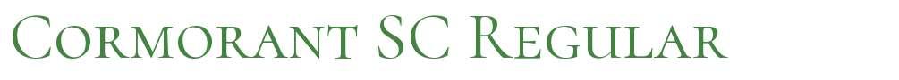 Cormorant SC