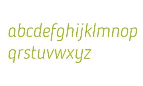 Blogger Sans Light Italic V1