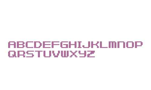 F-Zero GP Legend Font Regular