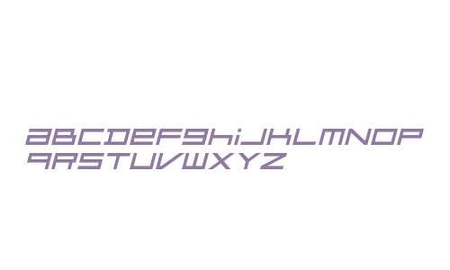 FZeroGXMenuFont-Oblique