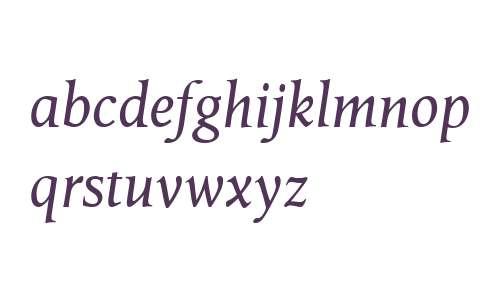 OctavianMT OsF Italic