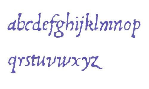 1543 Humane Petreius W01 Italic