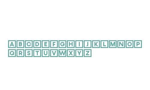 376fcb6e758b9759 - subset of Woodkit Solid Pro Alphabet A