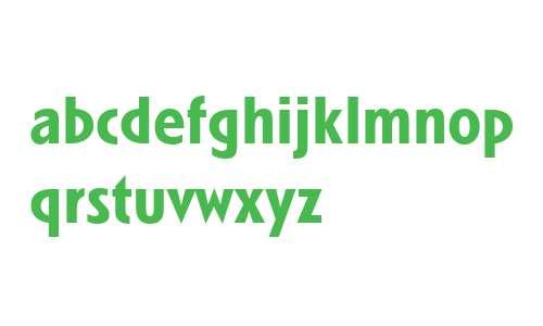 Linotype Spitz W01 Bold