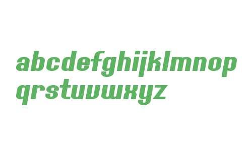SF Willamette Extended Bold Italic V2 V2