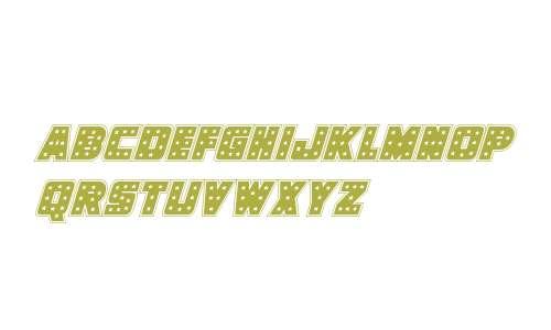 Knievel Academy Italic