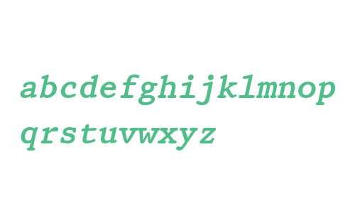 Prestige12 BT Bold Italic