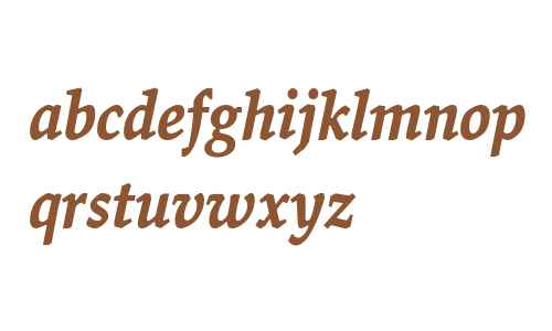Valkyrie T3 Bold Italic
