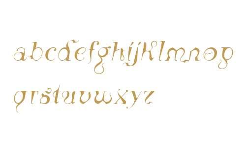 Linotype Sicula Oblique