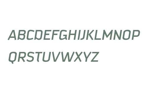 KautivaCaps-Italic