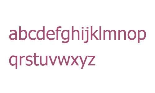 Ilik Small Font10