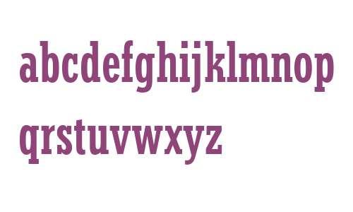 Stymie W04 Bold Condensed