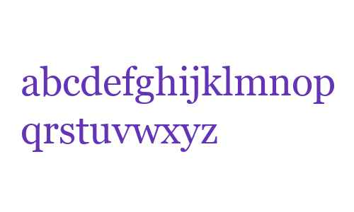 MS Reference Serif