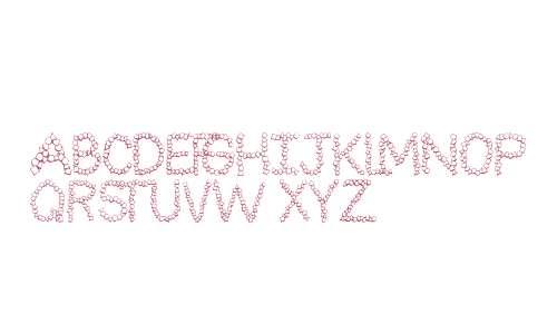 101! Confetti LetterZ
