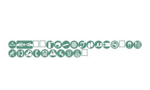 PIXymbolsSafety Italic