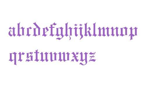 EngraversOldEnglishMTPro