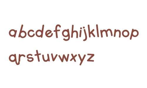 KG Primary Whimsy W00 Regular