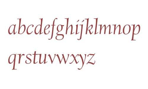 Scripps College OS Std Italic