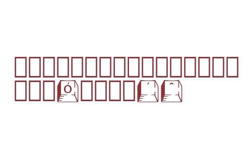 Keycaps W95 Deluxe