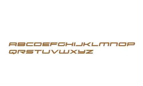 Oramac Semi-Italic