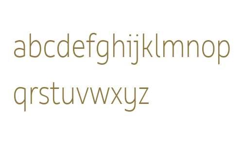 Rehn Condensed W03 Thin