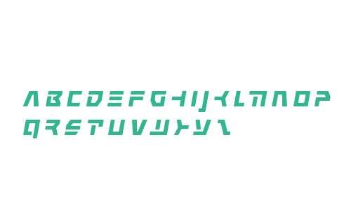 Command Override Title Italic