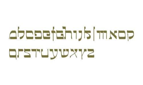 Talmud W00 Regular