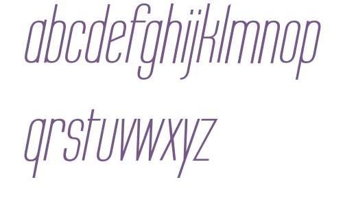 Labtop Secundo Italic V1