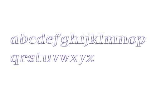 Karlo Open W00 Italic