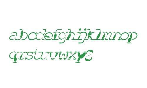 Floopi  Italic