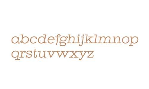 AntiqueCentral W00 Italic