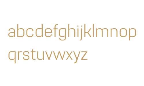 Grafia Sans 1 W01 Light