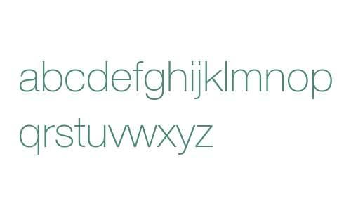 HelveticaNeueLTW1G-Th