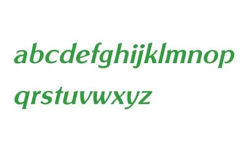SouvenirGotURWTOTMed W03 Italic