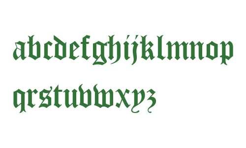 CloisterBlack BT WXX Regular