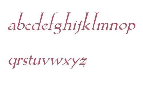 KochRoman Italic