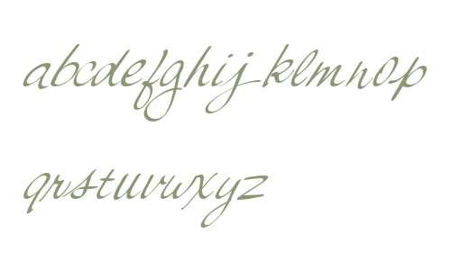 Palisade W00 Italic