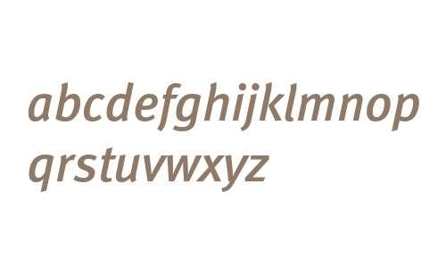 MetaMediumCyrLF-Italic